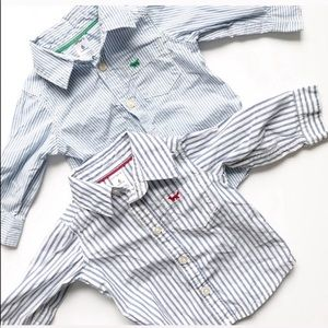 Carter's Set Of Two Boys Button Down Shirts